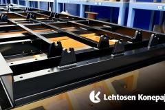 LEKO-Group-metalliteollisuus-pintakasittely-maalaamo-kuljetinalusta-Lehtosen-Konepaja-7