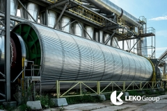 Complex drying lines for woodworking industry